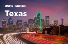 Texas User Group