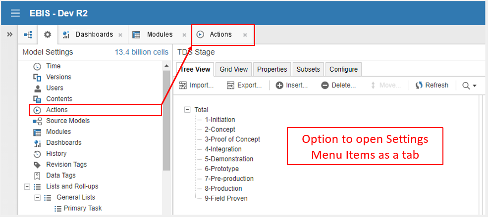 Anaplan - Settings Menu Items as Tab.PNG