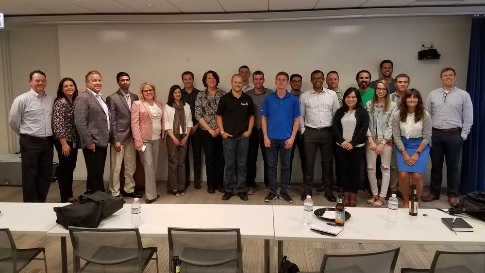 Chicago User Group - May 30, 2017
