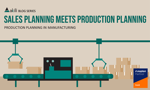 Sales Planning Meets Production Planning