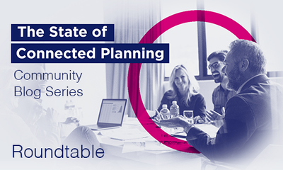 Community Roundtable: State of Connected Planning, Part 1