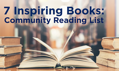 7 Inspiring Books: Anaplan Community Reading List