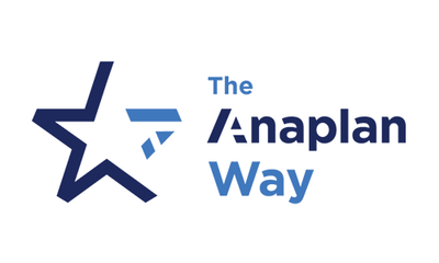 We've Updated The Anaplan Way Guide Experience