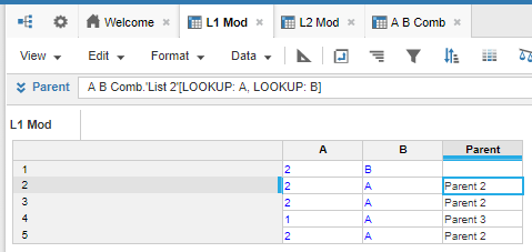 Finding Items in a list basis common properties with another list 1.PNG