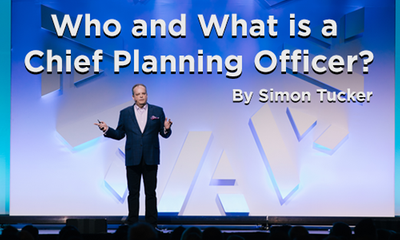 Who and What is a Chief Planning Officer?