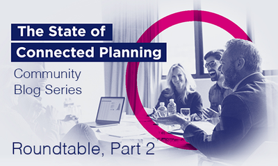 Community Roundtable: State of Connected Planning, Part 2