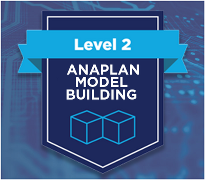 The Level 2 Model Building Training Program is Now Available!
