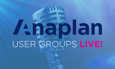 User Groups Live! Upcoming Events