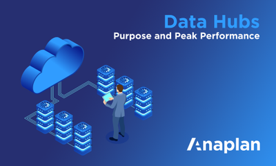 Data Hubs: Purpose and Peak Performance