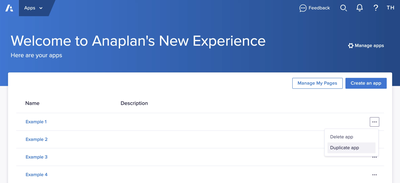 New UX - Dec 5th, 2019 Duplicate App is Live!