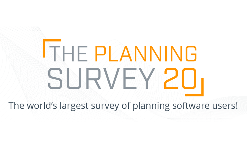Invitation to Take Part in the Planning Survey 20