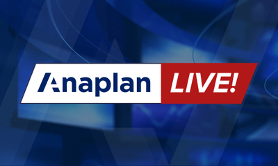 Anaplan Live! from Minneapolis - March 2020