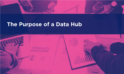 The Purpose of a Data Hub