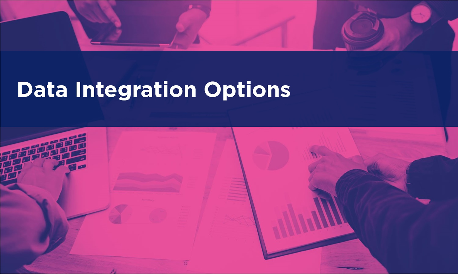 Data Integration Options