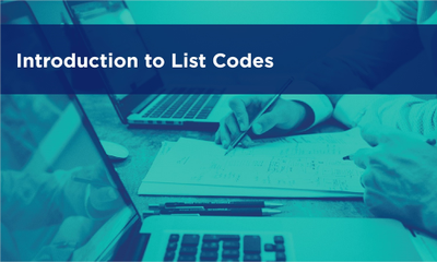 Introduction to List Codes