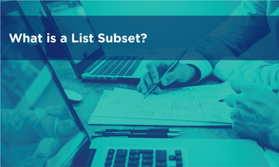 What is a List Subset?