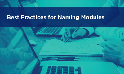 Best Practices for Naming Modules