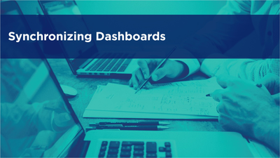 Synchronizing Dashboards