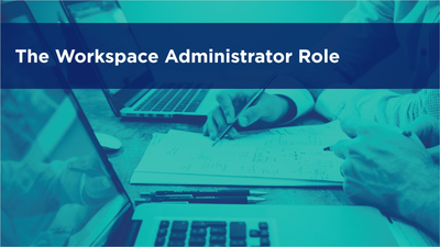 Workspace Administrator Role