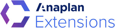 Anaplan Extensions: Excel Add-in Information Section