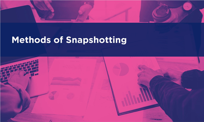 Methods of Snapshotting