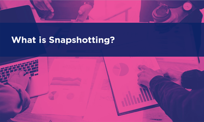 What is Snapshotting?