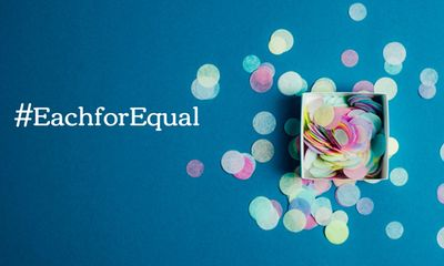 Anaplan Celebrates International Women's Day—#EachforEqual