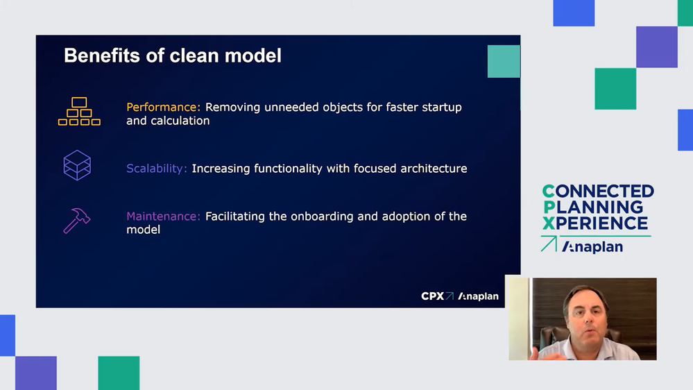 DigitalCPX 2020: Expert Advice: Model Cleanliness with Rob Marshall