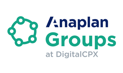 Anaplan Groups: Further Your CPX Journey!
