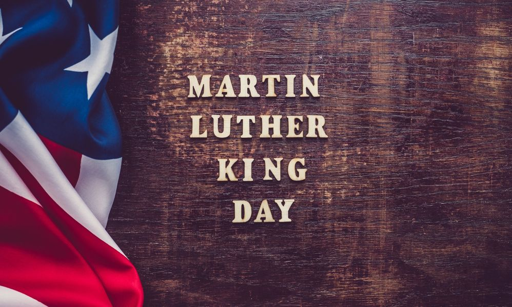 Volunteer, Learn, and Grow on MLK Day