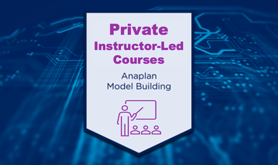 Private Instructor-Led Courses